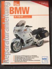 Reparaturanleitung BMW R 1150 RT