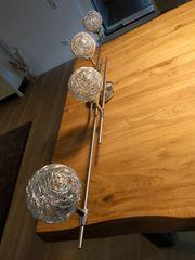 Vier Designer Lampen von Paul
