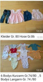 Diverse Baby Kinderbekleidung Bodys