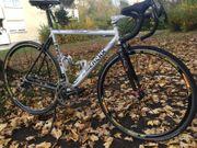 Eddy Merckx Carbon Aluminium Rennrad