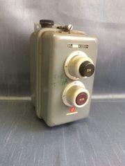3-poliger Ein-Aus-Schalter der Firma Schrack