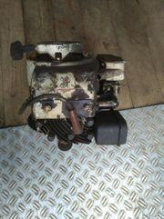 Restteile Rasenmäher Motor