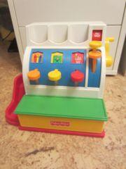 Kasse Spielkasse für Kaufladen von