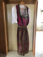 Gr 46 Damendirndl 2x getragen