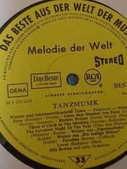 Schallplatten Aus der Welt der