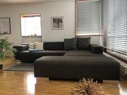Couch mit Gästebett Funktion