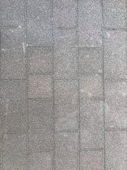 Pflastersteine gebraucht - Beton rot