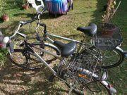 2 Herren Fahrräder