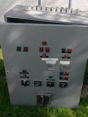 Schaltschrank Elektrotechnik