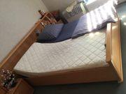 Doppelbett zu verkaufen ab 20