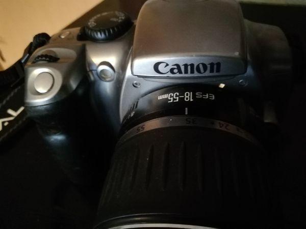 Digitalkamera EOS 300 D