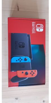 Nintendo Switch Neu OVP