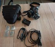 Nikon Coolpix p510 4 Akkus