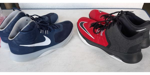 Nike Air Basketballschuhe Gr. 43 + Gr. 45