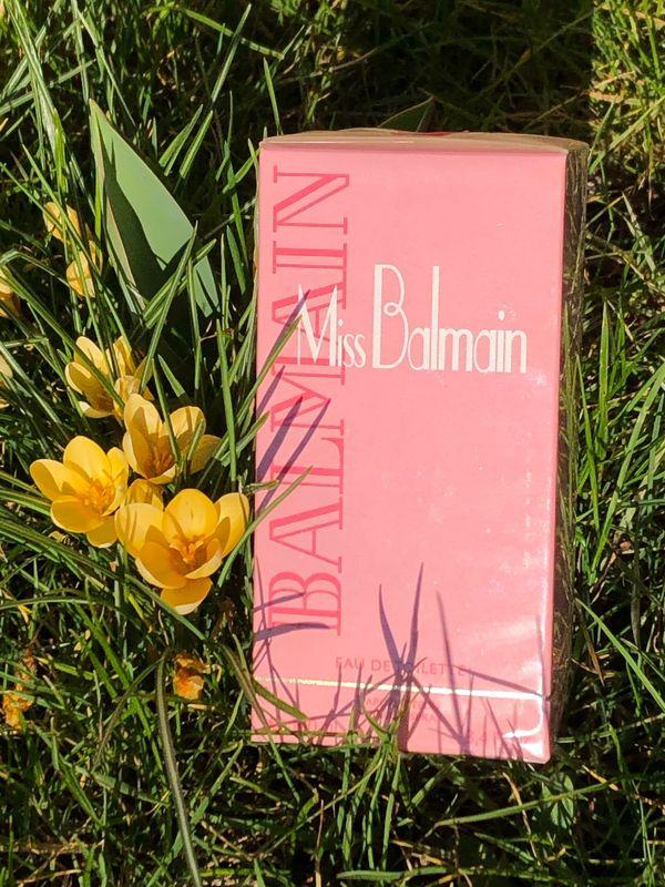 Parfüm BALMAIN Miss BALMAIN 100ml