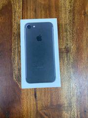 IPhone 7 128GB Schwarz