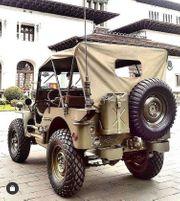 Willys Jeep M38 MB Hotchkiss