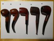DUNHILL seltene Sammlung 5 spezielle