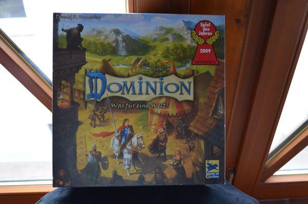 Dominion Spiel für 2-4 Pers