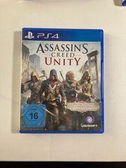 PS4 Spiele 6 Stück