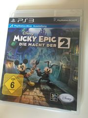 Mickey Epic 2 PlayStation 3