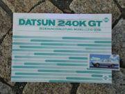 Betriebsanleitung Datsun Skyline 240 K