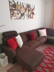 Couch von Musterring
