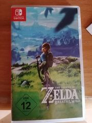Legend of zelda breath of