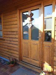 1 Holzfenster Fenster 2 Haustüren
