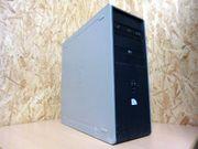 Desktop PC Rechner HP Compaq