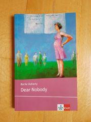 Dear Nobody von Berlie Doherty
