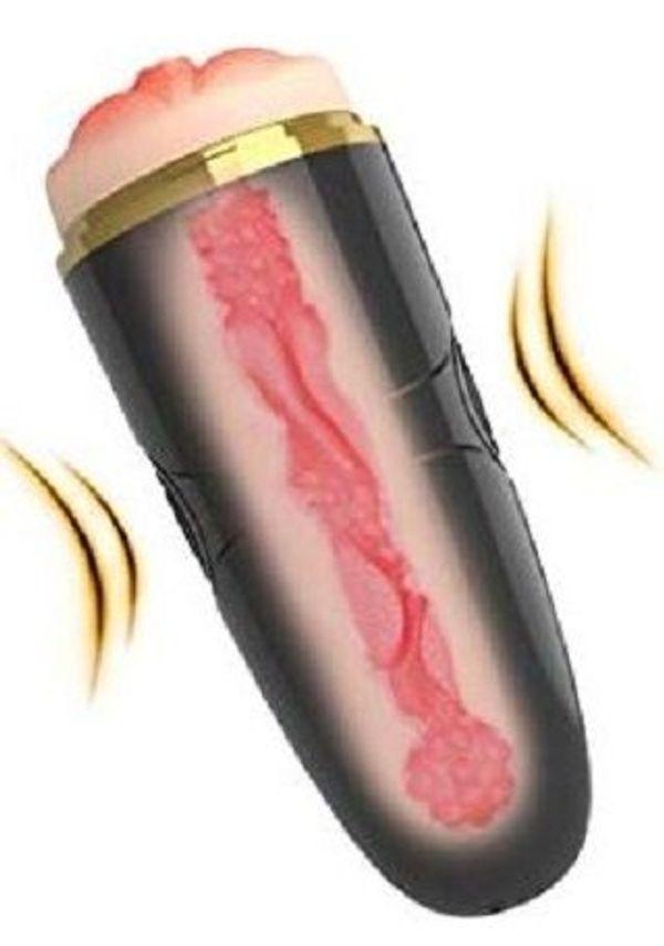 Elektrischer Masturbator Cup Penis Stimulator