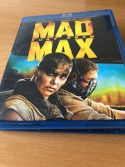 MAD Max Blue Ray