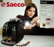 Saeco XSmall mit neuem Dichtungssatz -