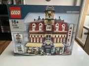 LEGO Creator - 10182 - Cafe Corner -
