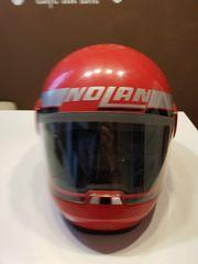 Nolan Motorradhelm in Rot