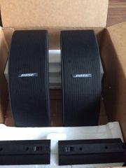 Verkaufe Bose Lautsprecher mit Wandhalterung