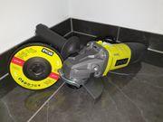 Ryobi Winkelschleifer 800W d-125 Flex