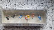 Modellbau Figuren Preiser Konvolut