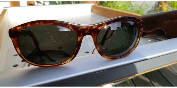 Sonnenbrille Brille Giorgio Armani Retro