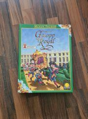 Biete das Gesellschaftsspiel Galopp Royal