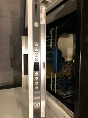 Spülmaschine Einbau-Geschirrspüler 60 cm BOSCH -