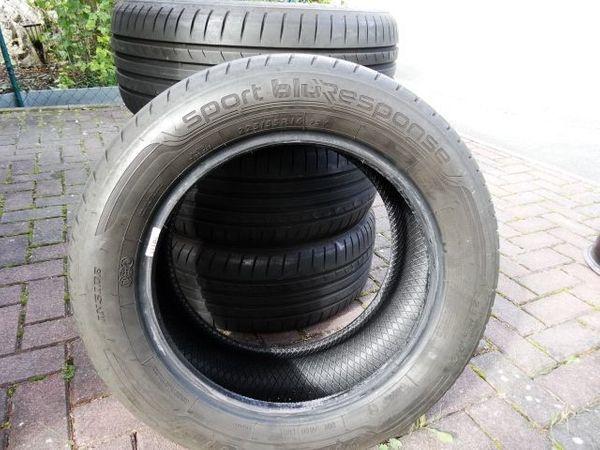 PKW-Sommerreifen Dunlop 225 55 R16