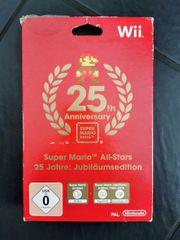 Super Mario Allstars 25th Anniversary