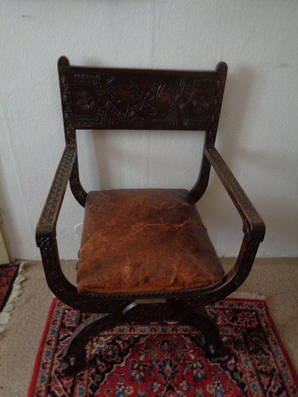 Seltener Sessel
