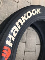 ORIGINAL HANKOOK Hockenheimring Reifen Edition