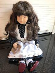 Puppe Dekopuppe 50 cm Handarbeit