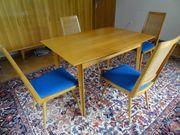 Tisch Esszimmertisch Kirschbaum massiv
