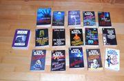 16 Bücher John Saul ein