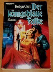 Buch Der königsblaue Falke von